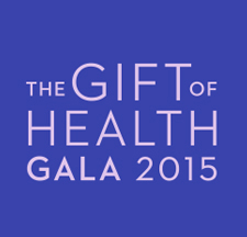 Save the date for the gift of health gala
