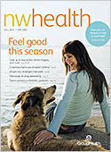 Northwest Health fall issue