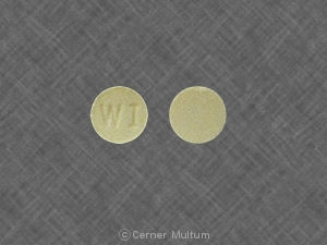 Image of Isosorbide Dinitrate 2.5 mg SL-WES