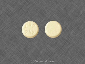 Image of Lisinopril 2.5 mg-SAN