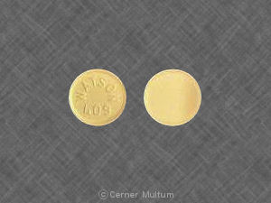 Image of Lisinopril 40 mg-WAT