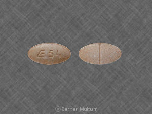 Image of Lisinopril 5 mg-EON
