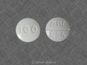 Image of Torsemide 100 mg-PAR